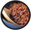 Honey Baked Beans